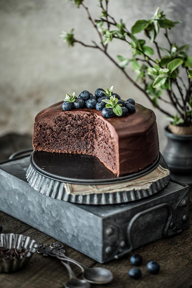 Čokoladna torta bez glutena